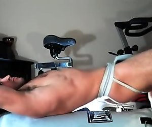 Straight guy fucks girl and tells you about it while he cums!