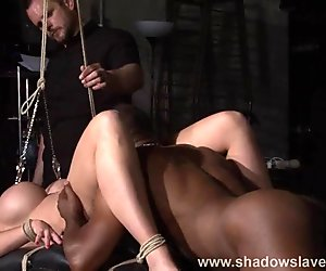 Busty german slaveslut Melanie Moons hardcore sexual dominat