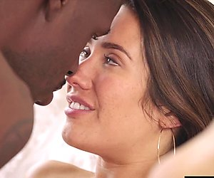 BLACKED Eva Lovia Catches Up With A College Fling