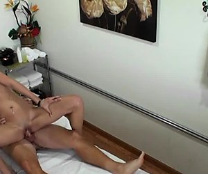 Gorgeous asian masseuse fucked passionately