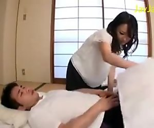 JAV (Japanese Adult Video) - MILF Handjob From Japanese Moms Compilation 05