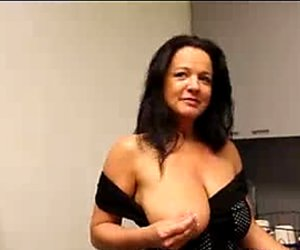 Horny Stepmom Wants Young Guys Cock Again