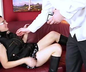 FakeShooting - Shy busty sweetie fuck on fake casting