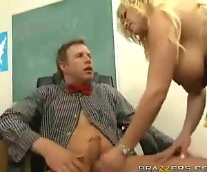 Shyla Stylez Threesome at School