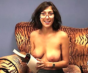 Topless Girls Reading Books April Oneil Sock