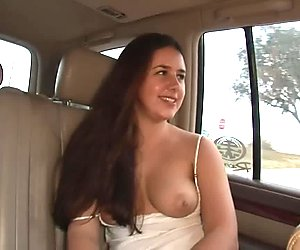 Shy Teen's First Time On Camera - DreamGirls