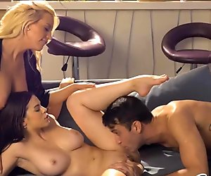 A Threesome to remember