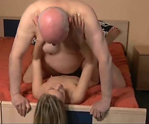 Young Marylin is evaluated by her Old boss