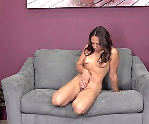 This Brunette Teen Babes Loves To Suck and Fuck Hard