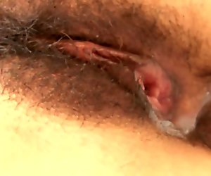 Gorgeous whore gets two cocks in her mouth and pussy