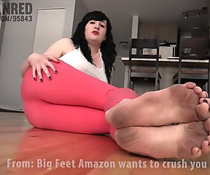 Big Giant Dirty Callused Size 11 Feet - c4s.com/95843/15784442