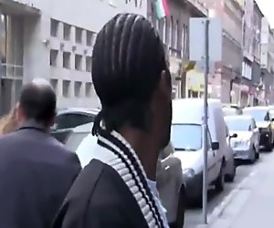 Amazingly Hot French Destroyed By Black Cock