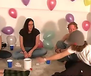 Innocent game leads to truth or dare sexgame